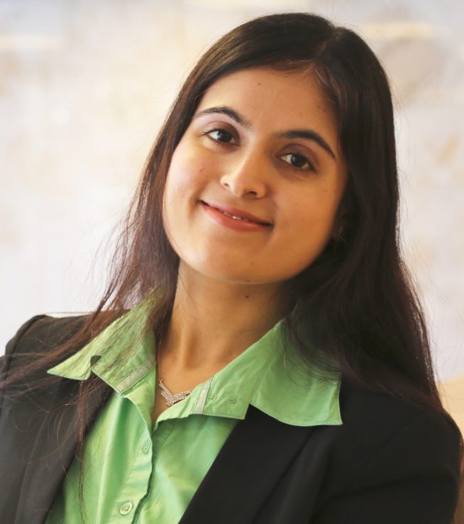 Profile of Vidhi Thakkar