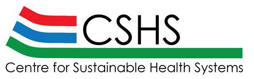logo for the Centre for Sustainable Health Systems